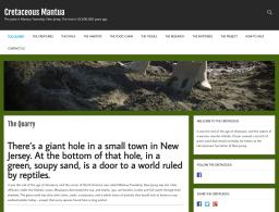 Cretaceous Mantua