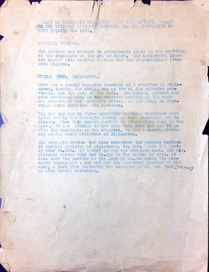 One of the many documents we've scanned so far from the archives