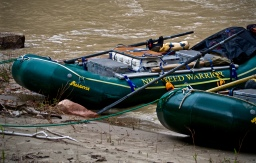 On the River with the Weed Warriors of Dinosaur National Monument