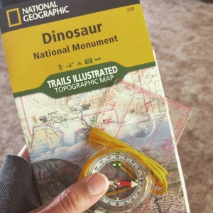 Ready for adventure at Dinosaur National Monument