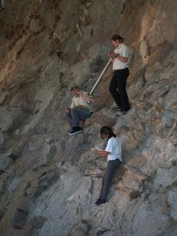 Dinosaur Week Six: Box Canyon and the Wall of Bones