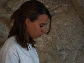 Marie at Carnegie Quarry