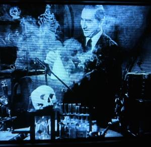 """Bela Lugosi in """"Glen or Glenda"""""""